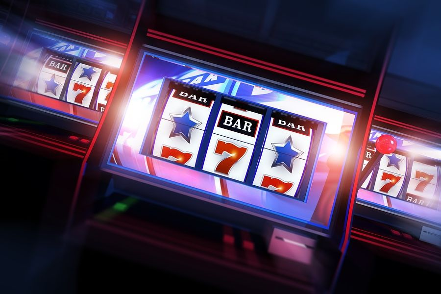 the help of online slot game